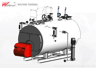 High Safety 20T/H  Diesel Oil Fired Steam Boiler