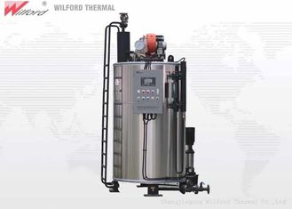 10bar Ricemill Oil Fired Steam Boiler Full Combustion Prevent Electric Shock